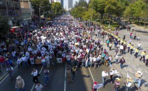 El poder oculto de las  marchas